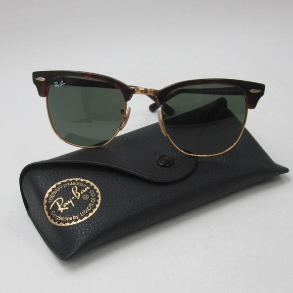 47b8a94d43c78 RayBan Clubmaster RB3016 990 58 Sunglasses OLM127.  M 5b312abe534ef93db5c9e1af